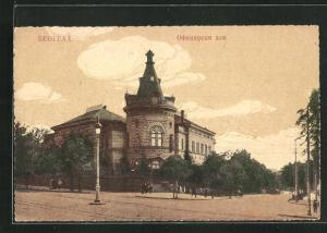 AK Belgrade, Home des officiers