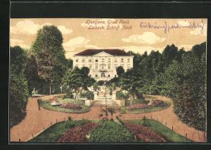 AK Ljubljana / Laibach, Schloss Tivoli