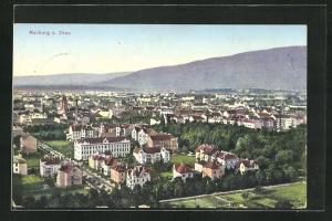 AK Marburg a. Drau, Ortsansicht