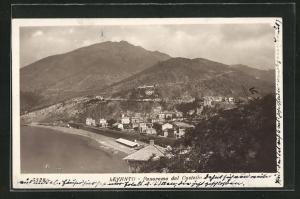 AK Levanto, Panorama dal Castello