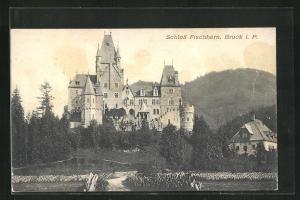 AK Bruck i. P., Schloss Fischhorn