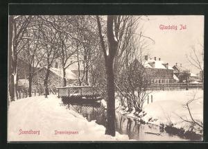 AK Svendborg, Dronningmaen, Winterpartie