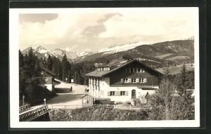 AK Riezlern, Grenzgasthof Walserschanz