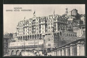 AK Genova, Grand Hotel Miramare