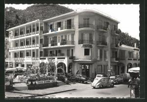 AK Theoule-sur-Mer, Hotel Hermitage Jules Cesar
