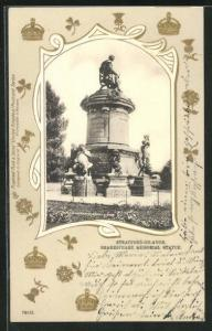 AK Stratford-on-Avon, Shakespeare Memorial Statue