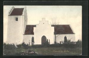 AK Faardrup, Kirke, Totalansicht