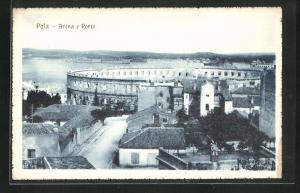 AK Pola, Arena e Porto