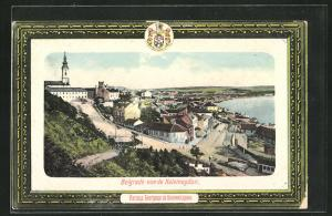 AK Belgrade, Vue de Kelemegdan