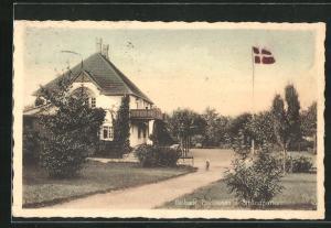 AK Holbraek, Pavillionen, Strandparken