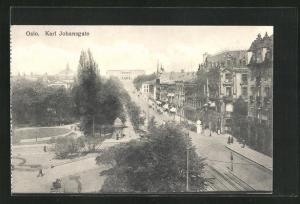 AK Oslo, Karl Johansgate