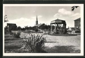AK Bodø, Parken, Kirche