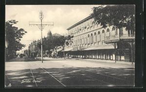 AK Colombo, Bristol Corner
