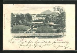 AK Trento, Giardino Pubblico