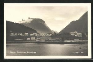 AK Aandalsnes, Romsdalen