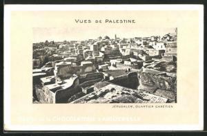 AK Jerusalem, Quartier Chretien