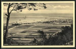 AK Haifa, Panoramic View from Mount Carmel
