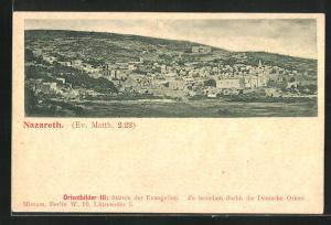 AK Nazareth, Totalansicht