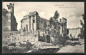 AK Baalbek, Temple du Soleil, Sud Ouest