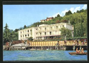 AK Torbole sul Garda, Hotel Torbole, Schwimmbad