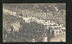 AK Leipzig, Deutsches Arbeiter-Turn und Sportfest 1922