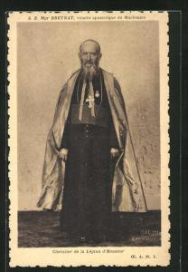 AK S. E. Mgr Breynat, vicaire apostolique du Mackenzie, Kathol. Geistlicher