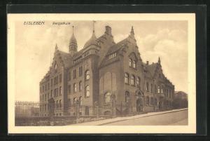 AK Eisleben, Bergschule