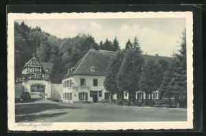 AK Altenberg / Rheinland, Restauration Geschw. W. Wasserfuhr