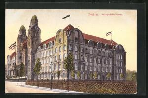AK Bochum, Blick zum Knappschafts-Verein