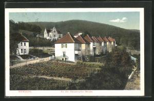 AK Werdohl, Häuser an der Neuenrader Strasse