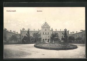 AK Halberstadt, Blick zum Seminar