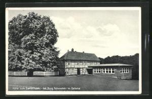 AK Meisdorf, Hotel Zum Gartenhaus im Selketal