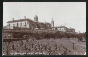 AK Pretoria, The Union Buildings