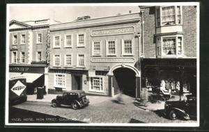 AK Guildford, Angel Hotel, High Street