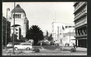 AK Mexico-City, Calle Ignacio Ramirez