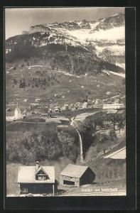 AK Amden, Panorama mit Mattstock