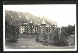 AK Cortina, Hotel Faloria col Monte Faloria