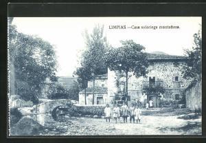 AK Limpias, Casa solariega montanesa