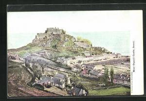 AK Jersey, Mont Orgueil Castle