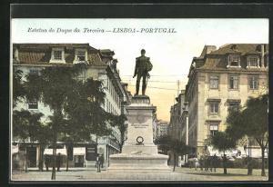 AK Lisboa, Estatua do Duque da Terceira