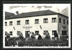 AK Velha, Albergaria Casa da Alameda, Restaurante