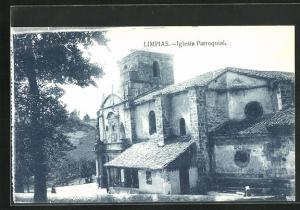 AK Limpias, Iglesia Parroquial