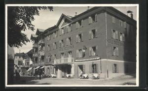 AK Cortina d`Ampezzo, Hotel & Cafe Croce Bianca