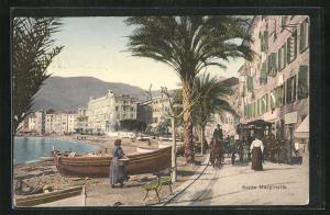 AK Santa Margherita, Ortsansicht