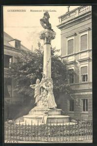 AK Luxembourg, Monument Dicks-Lentz