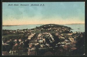 AK Devonport, North Head