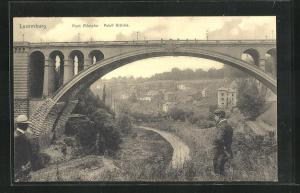 AK Luxemburg, Pont Adolphe