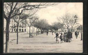 AK Setubal, Alameda da Avenida Luiza Todi