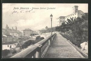 AK Porto Maurizio, Palazzo Istituti Scolastici