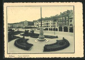 AK Belluno, Piazza Campitello, Ortspartie